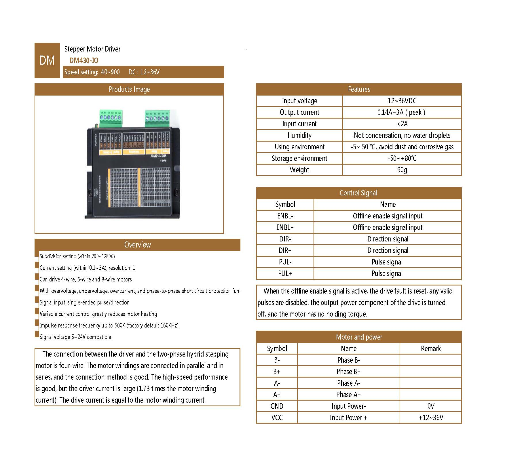 DM430-IO instruction.xls - 中性_页面_1